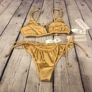 NWT Billabong *limitededition* cheeky retro bikini